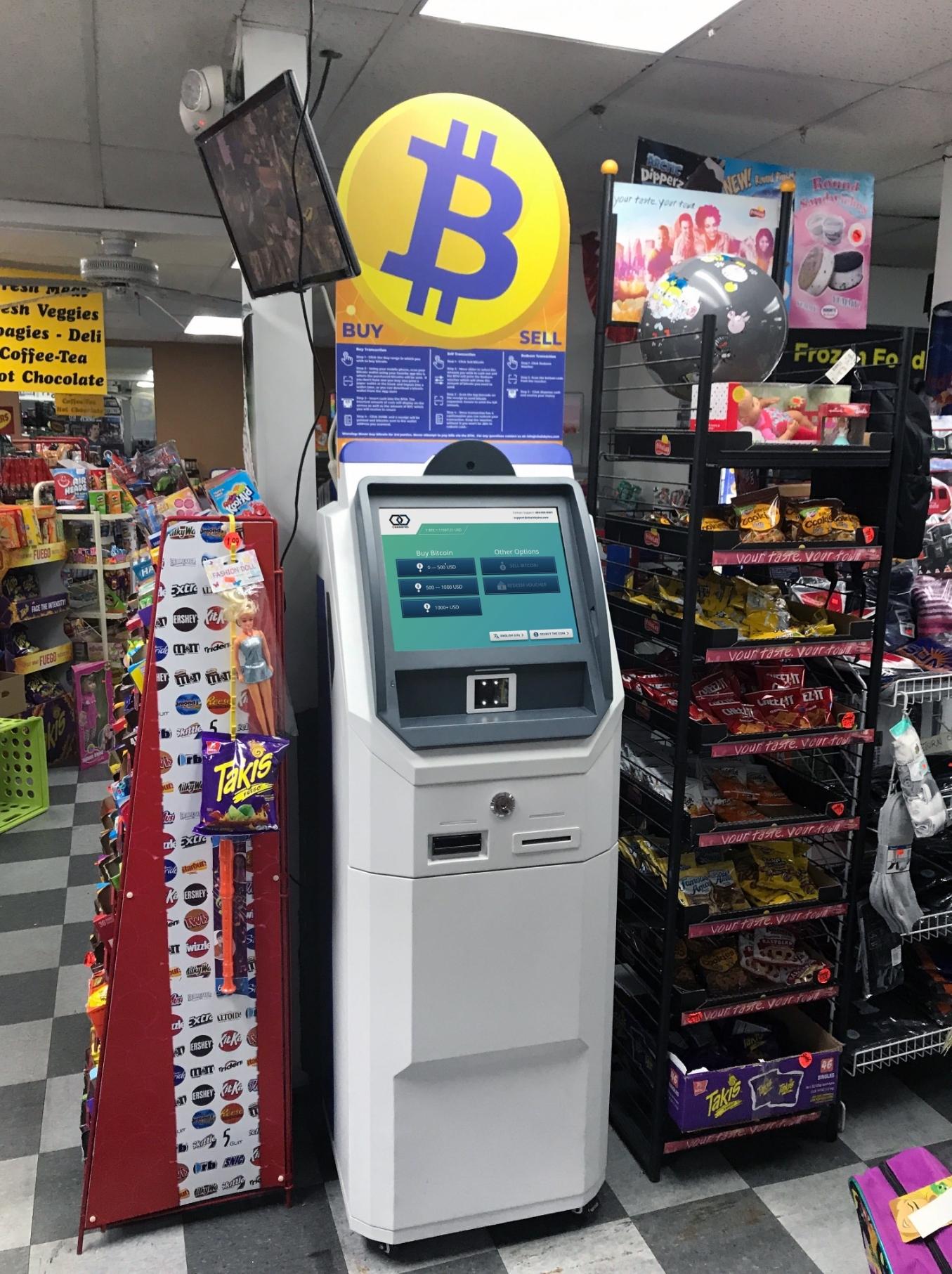ChainBytes bitcoi ATM buy and sell bitcoin Easton PA btc