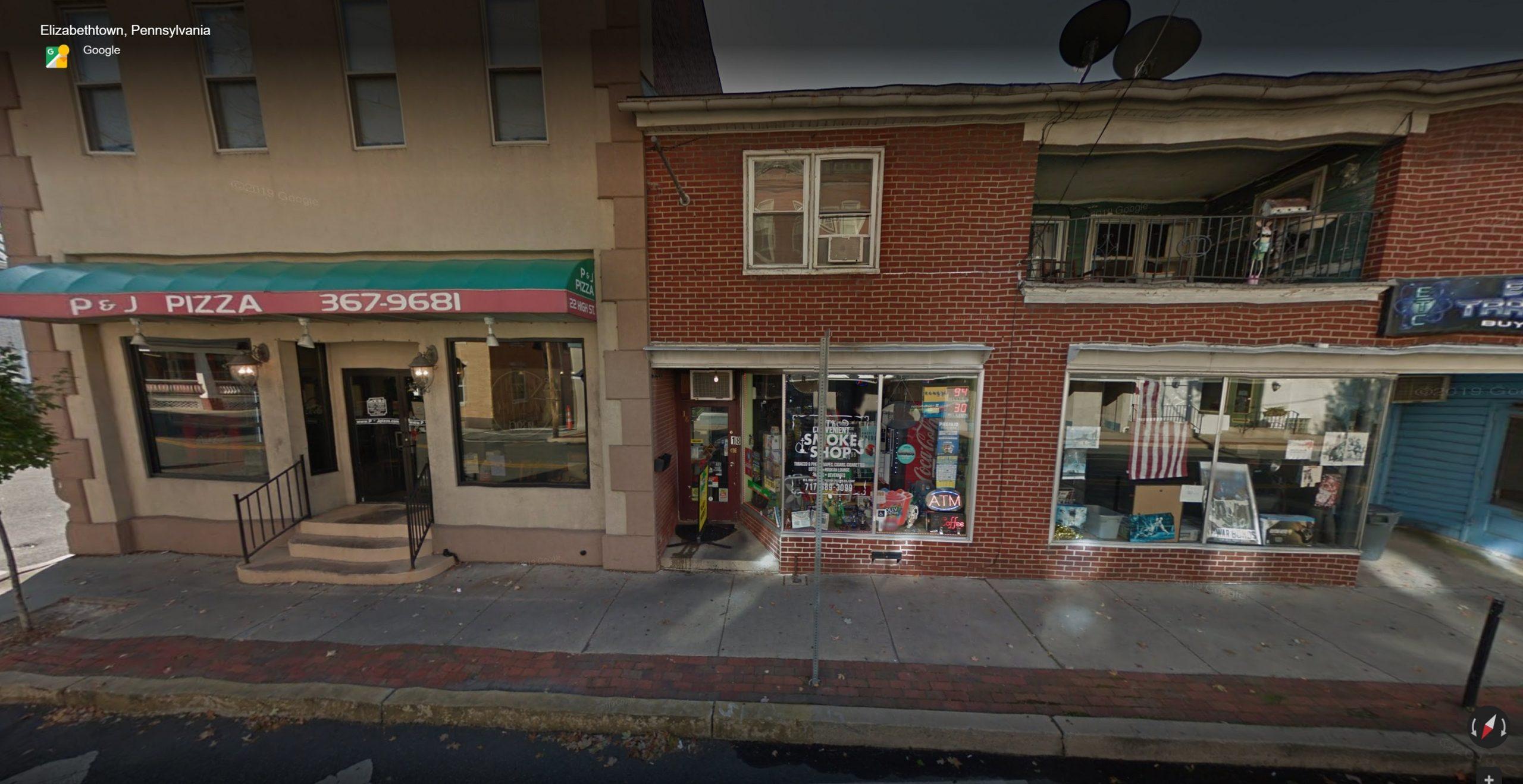 TK's Convenient Smoke Shop 18 E High St, Elizabethtown, PA 17022 Hippo Kiosk Bitcoin ATM